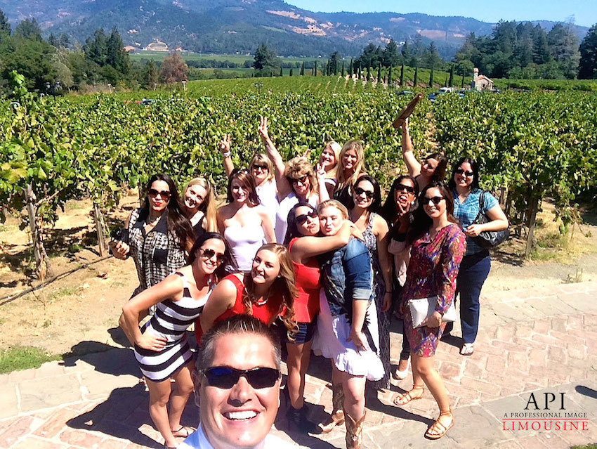 Amador Limo Wine Tours