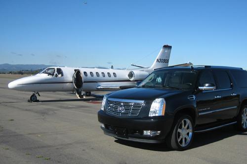 Sacramento Airport Transportation Service