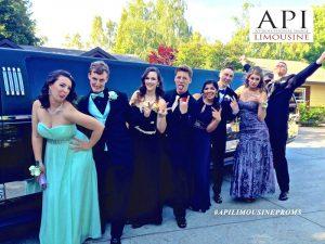 Sacramento Prom Limo