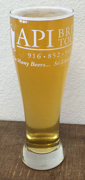 Sacramento Brewery Tours