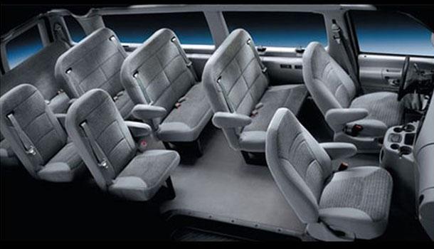 E-350 Passenger Vans – API Limousine